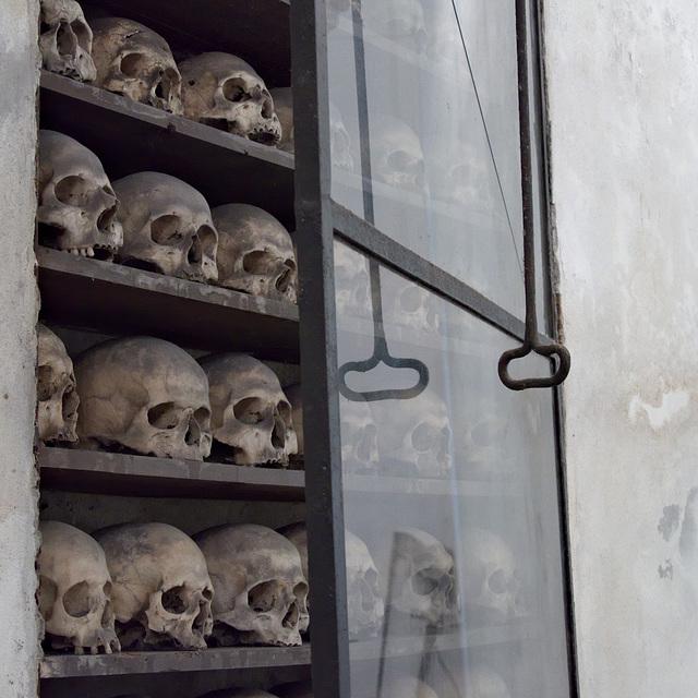 Skull storage