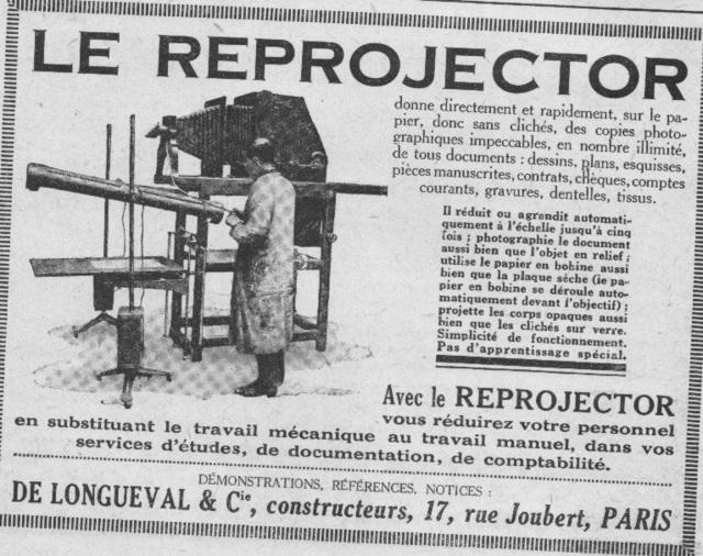 et maintenant la photocopieuse 1928 !