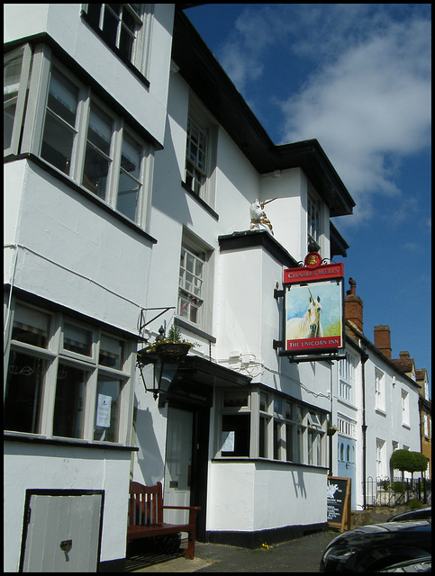 Unicorn Inn, Deddington
