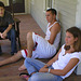 Max, Rylan, Anneka