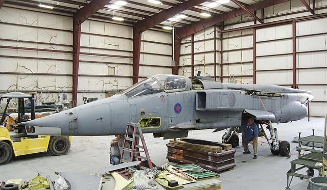SEPECAT Jaguar GR.3A XZ396