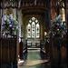 Deddington church flowers