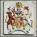 Deddington coat of arms