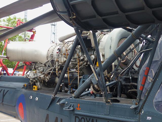 Royal Navy Wasp XS568 (2) - 31 May 2014