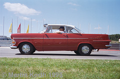 Opel Rekord Coupe F1 B34 c