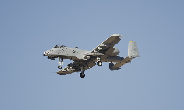 Fairchild A-10C Thunderbolt 79-0197