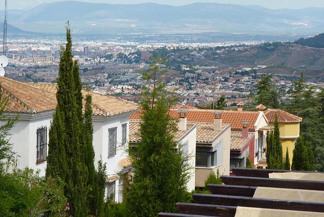 Al fondo Granada