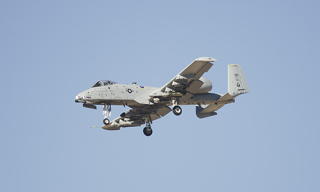 Fairchild A-10C Thunderbolt 79-0153