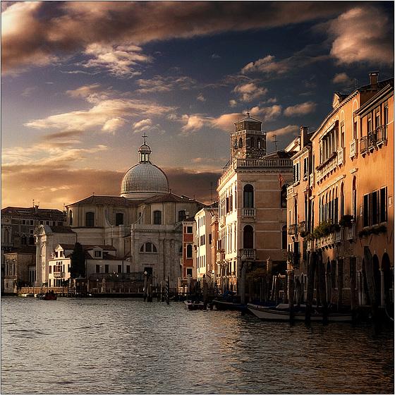 Venice has that unsurpassed quality of light