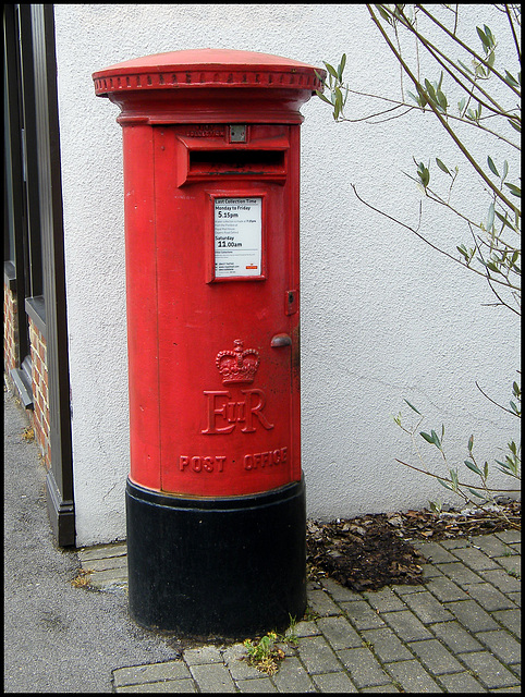 South Parade post box