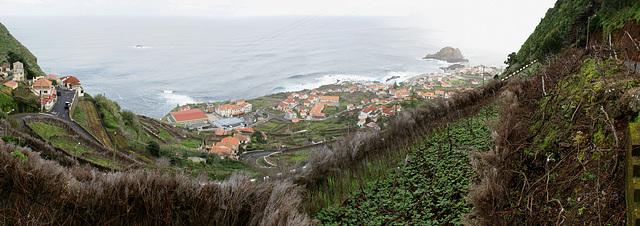 Tour: Paso Encumeada - Paul da Serra - Porto Moniz - Funchal  ©UdoSm
