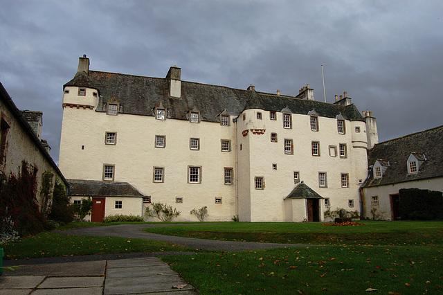 Traquir House, Borders, Scotland