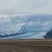 Coulée de glace volcanique