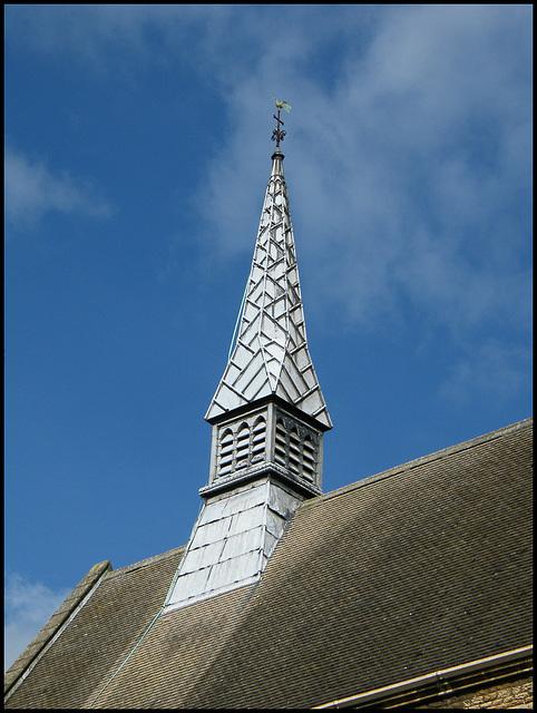 St Anthony's steeple