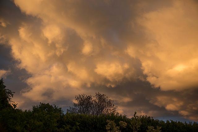 Couverture ... nuageuse