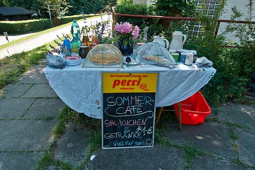 Sommercafé in Finkenwerder -- sommercafe-1180891-co-25-05-14