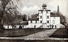 Logie House, Kirriemuir, Angus