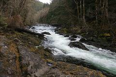 Upper Salmon Cascades