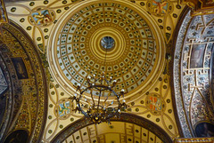 Úbeda -Cupula  del convento de las Carmelitas