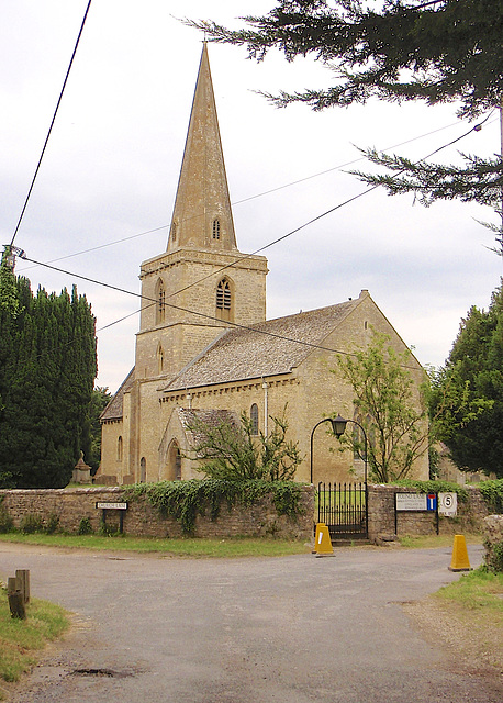 Nice Church.