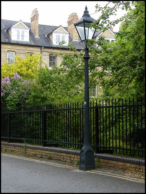 Wellington Square lamp post