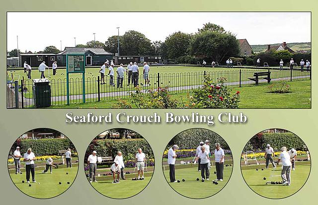 Seaford Crouch Bowling Club - 29.7.2014