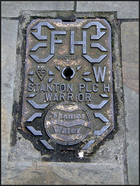 Stanton PLC H Warrior