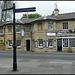 Botley Road signpost