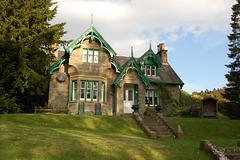 'The Glen', Borders, Scotland