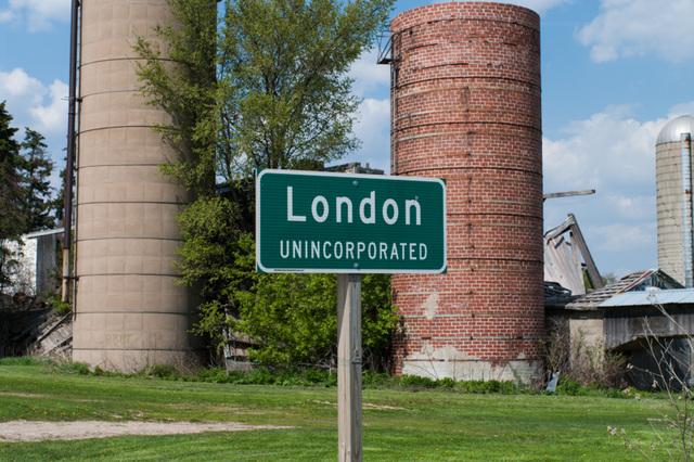 London, Wisconsin, USA