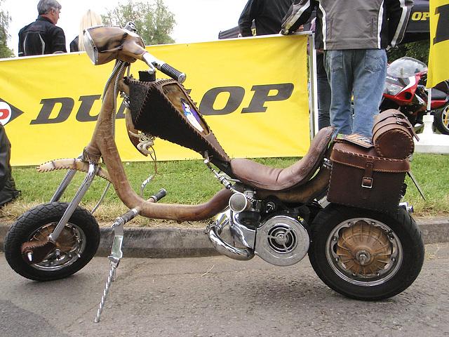 Bedrock Scooter