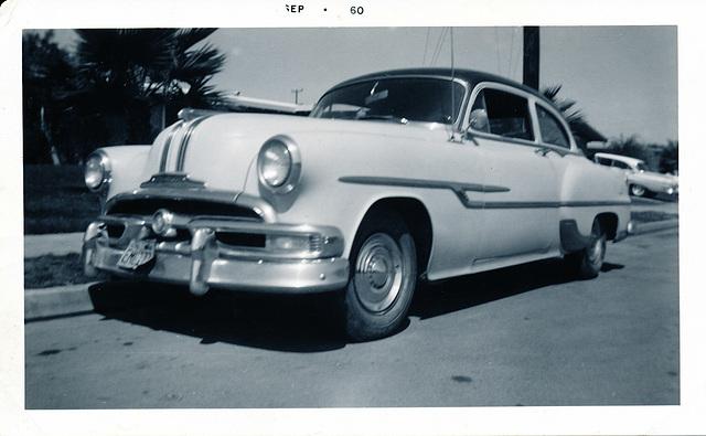1953 Pontiac Chieftain Eight
