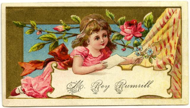 M. Roy Rumrill