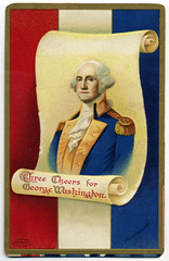 Three Cheers for George Washington