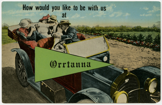 How Would You Like to Be with Us at Orrtanna?