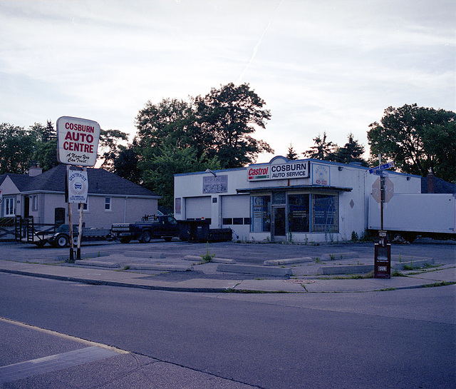 end of the days for the corner gas station