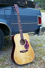 Lotus Acoustic Guitar