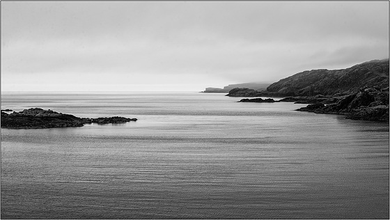 Scourie bay.