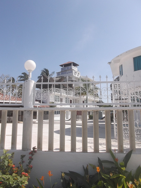 Hotel El Muelle.