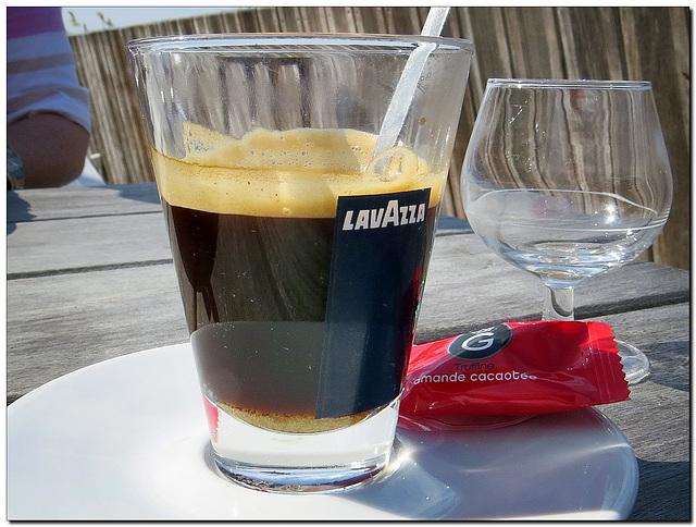 Crêperie ... Café