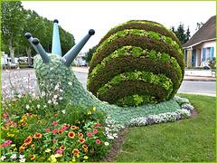 Escargot... de Bourgogne, bien sûr ! :o)