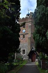 St Mary's church, Harmondsworth