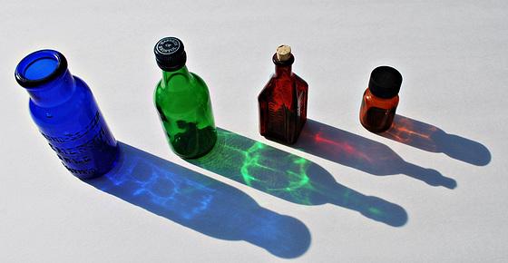 Colorful Shadows II