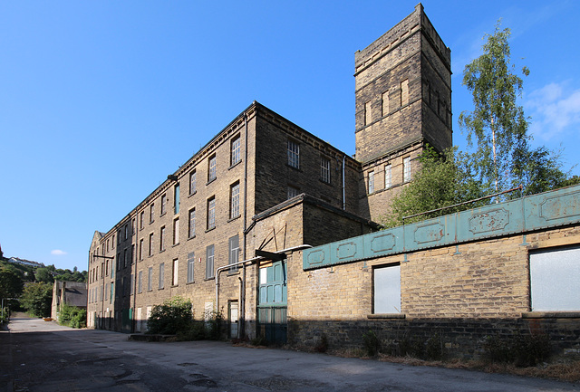 Textile Mill, Greetland, West Yorkshire