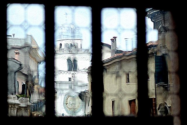 Dal palazzo della Ragione di Padova