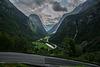 View from Stalheim - Norway