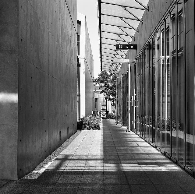 Light passage