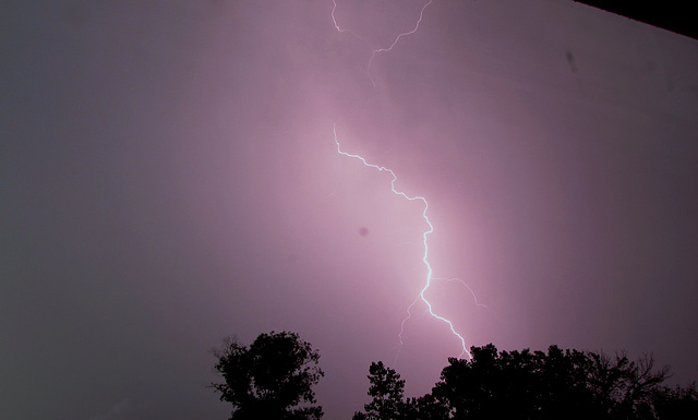 More lightning!
