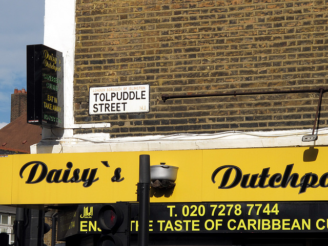 Tolpuddle Street