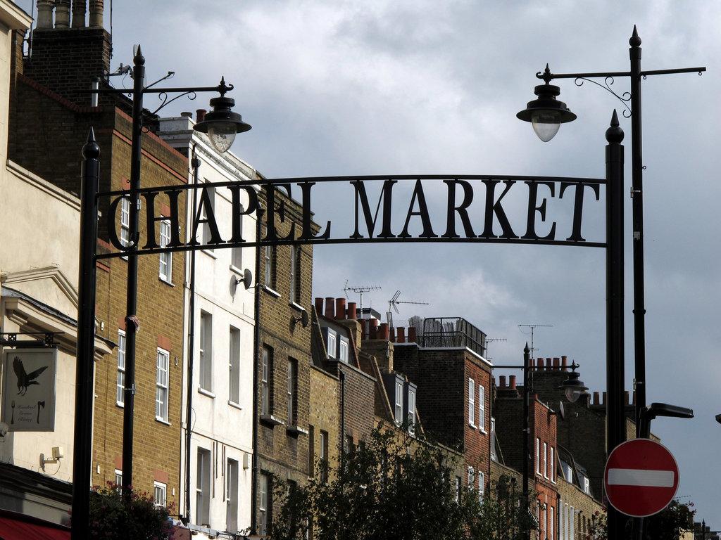 Chapel Market (west side)